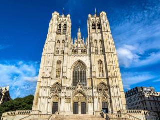 Bruessel-Kathedrale