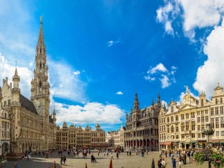 Grand-Place-Bruessel